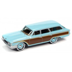 Johnny Lightning 2020 Classic Gold Release 3B - 1960 Ford Country Squire Wagon