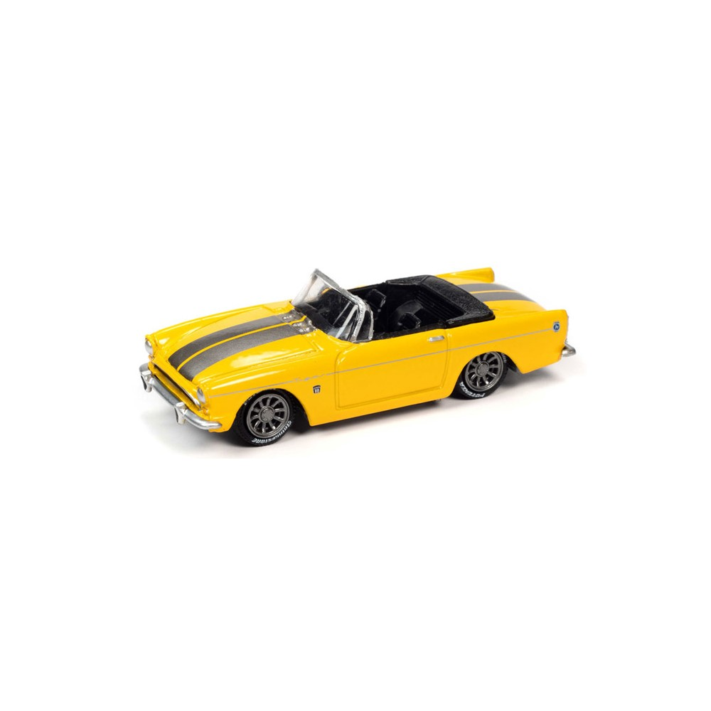 Johnny Lightning 2020 Classic Gold Release 3B - 1965 Sunbeam Tiger