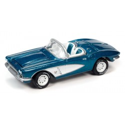 Johnny Lightning 2020 Classic Gold Release 3B - 1962 Chevrolet Corvette
