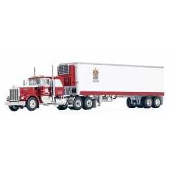 DCP by First Gear - Kenworth W900A with Refrigerated Trailer CR England