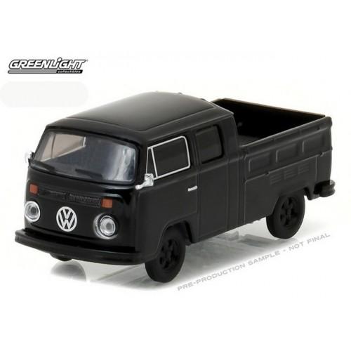 Black Bandit Series 17 - 1976 Volkswagen Double Cab Pickup