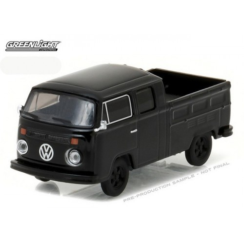 Black Bandit Series 17 - 1976 Volkswagen Double Cab Pickup