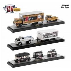 M2 Machines Auto-Haulers Release 41 - Three Truck Set