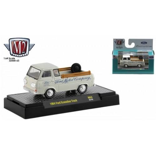M2 Machines Auto-Trucks Release 63 - 1964 Ford Econoline Truck