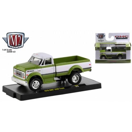 M2 Machines Auto-Trucks Release 63 - 1970 GMC 5500 Truck