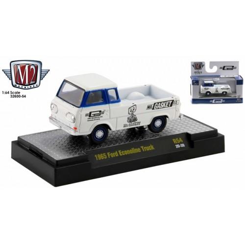 M2 Machines Auto-Meets 54 - 1965 Ford Econoline Truck