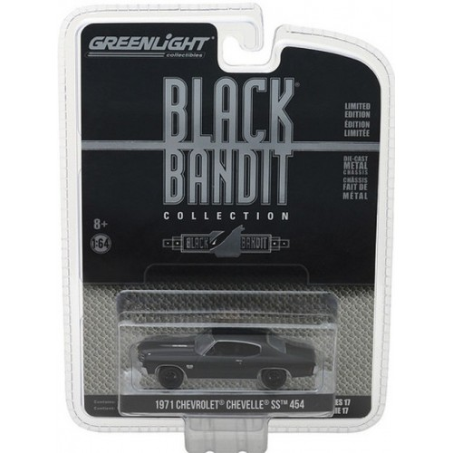 Black Bandit Series 17 - 1971 Chevy Chevelle SS 454