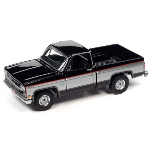 Auto World Premium 2021 Release 1 - 1981 Chevy Silverado 10 Fleetside