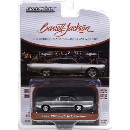Greenlight Barrett-Jackson Series 6 - 1968 Plymouth GTX Custom