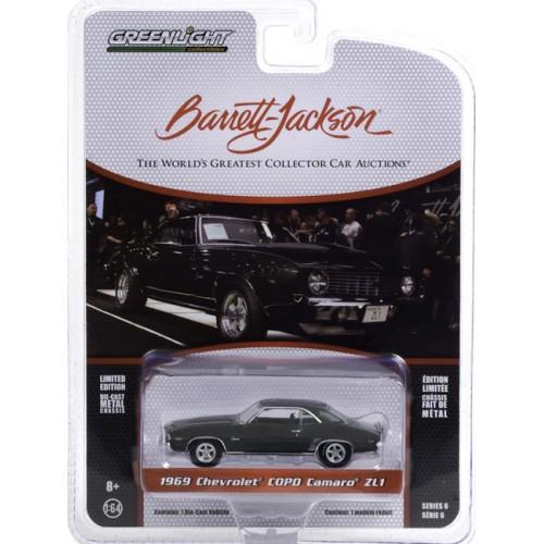 Greenlight Barrett-Jackson Series 6 - 1969 Chevrolet COPO Camaro ZL1