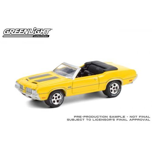 Greenlight Barrett-Jackson Series 6 - 1970 Oldsmobile 442 Convertible