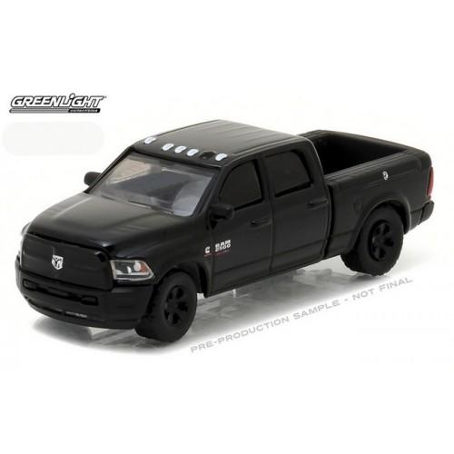 Black Bandit Series 17 - 2017 RAM 2500 Truck