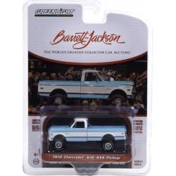 Greenlight Barrett-Jackson Series 6 - 1972 Chevrolet K-10 4x4 Pickup Truck