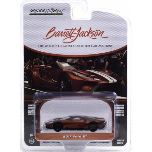 Greenlight Barrett-Jackson Series 6 - 2017 Ford GT
