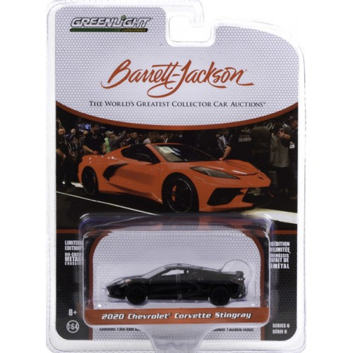 Greenlight Barrett-Jackson Series 6 - 2020 Chevrolet Corvette C8 Stingray