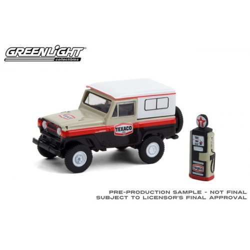 Greenlight The Hobby Shop Series 10 - 1967 Nissan Patrol