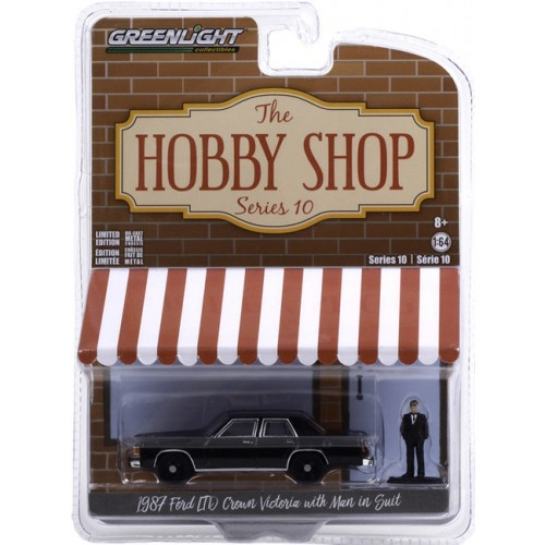 Greenlight The Hobby Shop Series 10 - 1987 Ford LTD Crown Victoria