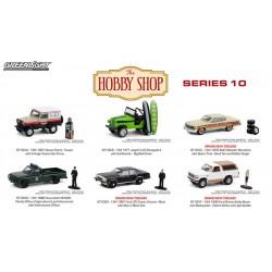 Greenlight The Hobby Shop Series 10 - Six Car Set