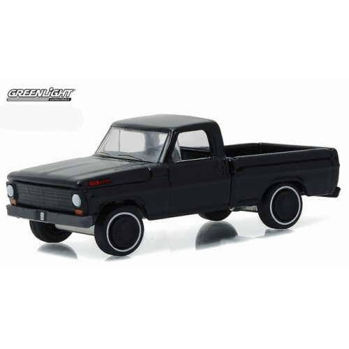Black Bandit Series 16 - 1967 Ford F-100