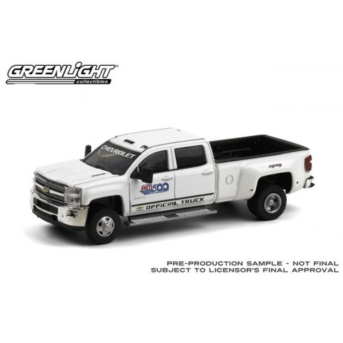 Greenlight Dually Drivers Series 6 - 2017 Chevrolet Silverado 3500 Dually