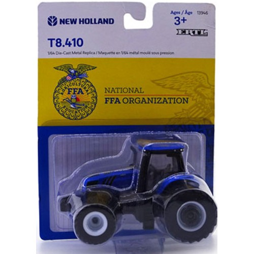 Ertl New Holland T8.410 Tractor with FFA Logo