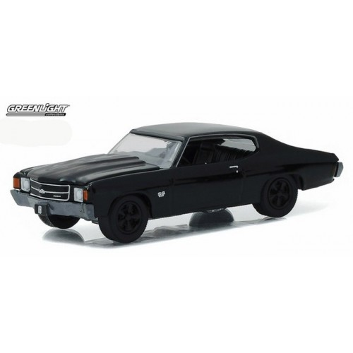 Black Bandit Series 16 - 1972 Chevy Chevelle SS 396