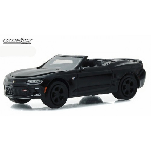Black Bandit Series 16 - 2017 Chevy Camaro Convertible