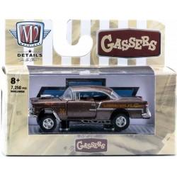 M2 Machines Auto-Thentics Release 64 - 1955 Chevrolet Bel Air Gasser