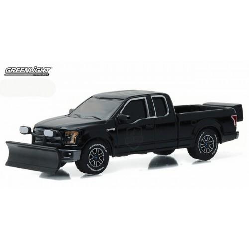 Black Bandit Series 16 - 2015 Ford F-150 Pickup Truck
