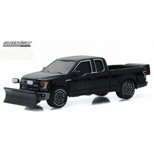 Black Bandit Series 16 - 2015 Ford F-150 Pickup Truck