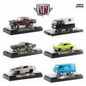 M2 Machines Auto-Thentics Release 64 - Six Car Set