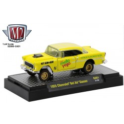 M2 Machines Coca-Cola Gassers Release 1 - 1955 Chevrolet Bel Air Gasser