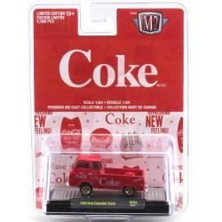 M2 Machines Coca-Cola Race Cars Release 4 - 1965 Ford Econoline Truck