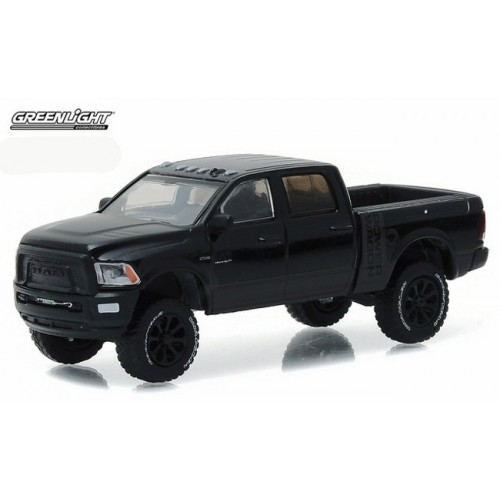 Black Bandit Series 16 - 2017 RAM 2500 Power Wagon