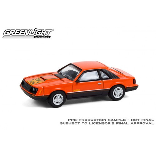 Greenlight GL Muscle Series 24 - 1979 Ford Mustang Cobra