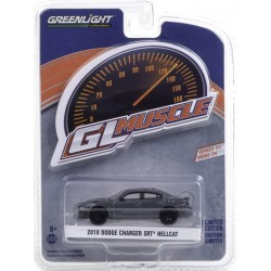 Greenlight GL Muscle Series 24 - 2018 Dodge Charger SRT Hellcat