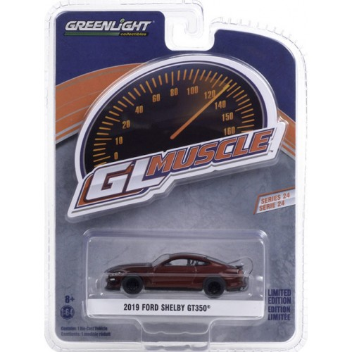 Greenlight GL Muscle Series 24 - 2019 Ford Shelby GT350