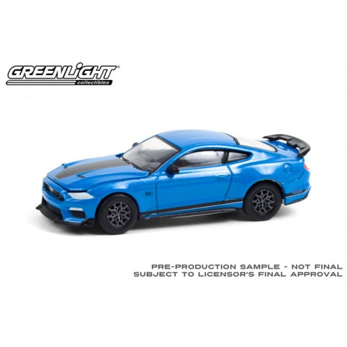 Greenlight GL Muscle Series 24 - 2021 Ford Mustang Mach 1
