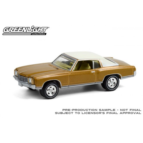 Greenlight Anniversary Collection Series 12 - 1970 Chevrolet Monte Carlo