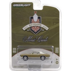 Greenlight Anniversary Collection Series 12 - 1970 Chevrolet Monte Carlo