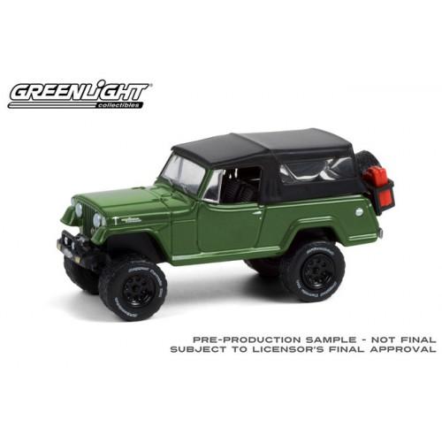 Greenlight All-Terrain Series 11 - 1968 Jeep Jeepster Commando