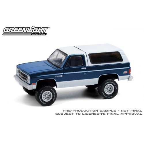 Greenlight All-Terrain Series 11 - 1987 GMC Jimmy