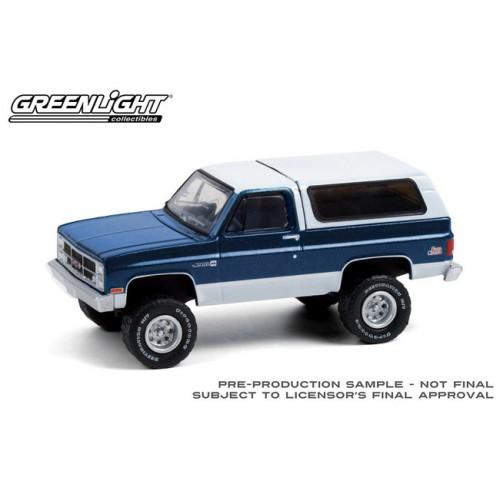 Greenlight All-Terrain Series 11 - 1987 GMC Jimmy