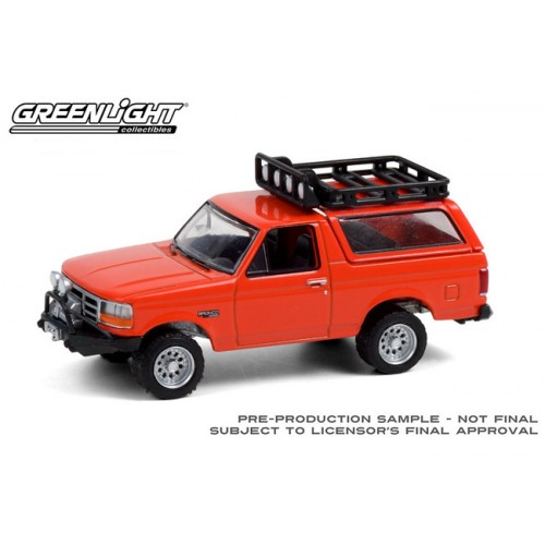 Greenlight All-Terrain Series 11 - 1995 Ford Bronco