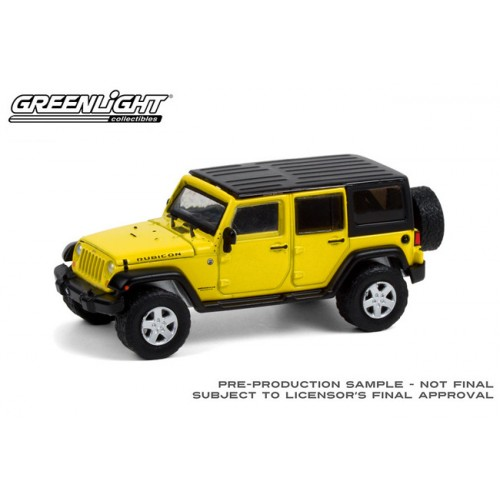 Greenlight All-Terrain Series 11 -  2008 Jeep Wrangler Unlimited Rubicon