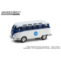 Greenlight Club Vee-Dub Series 12 - 1964 Volkswagen Samba Bus Pan Am