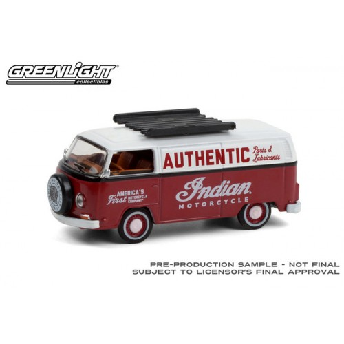 Greenlight Club Vee-Dub Series 12 - 1972 Volkswagen Type 2 Panel Van
