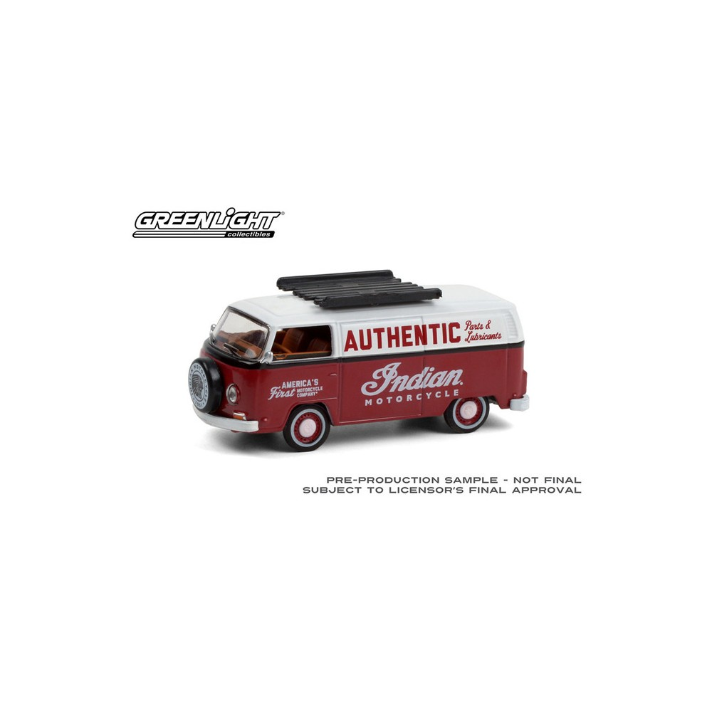 Greenlight Club Vee-Dub Series 12 - 1972 Volkswagen Type 2 Panel Van