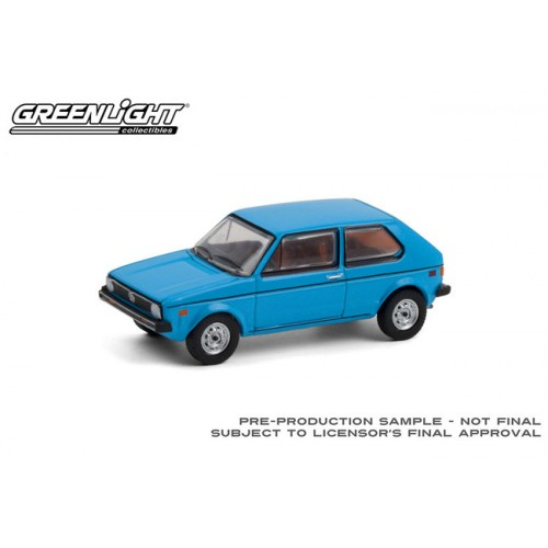 Greenlight Club Vee-Dub Series 12 - 1977 Volkswagen Rabbit