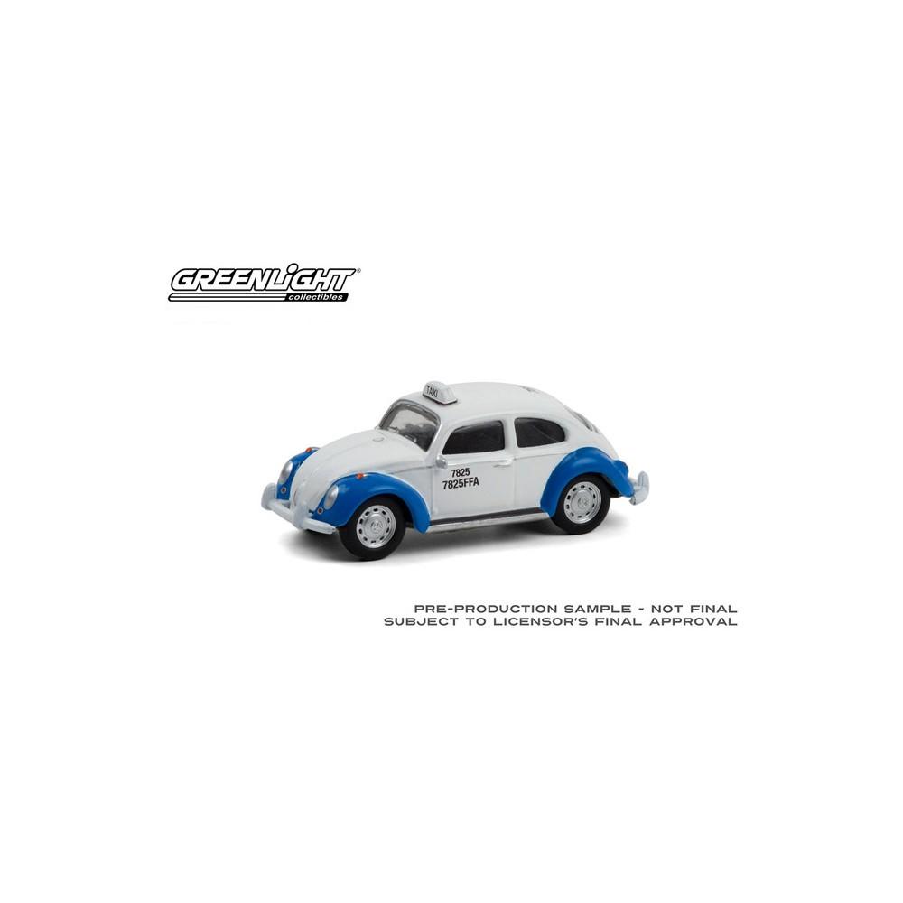 Greenlight Club Vee-Dub Series 12 - Classic Volkswagen Beetle Taxi